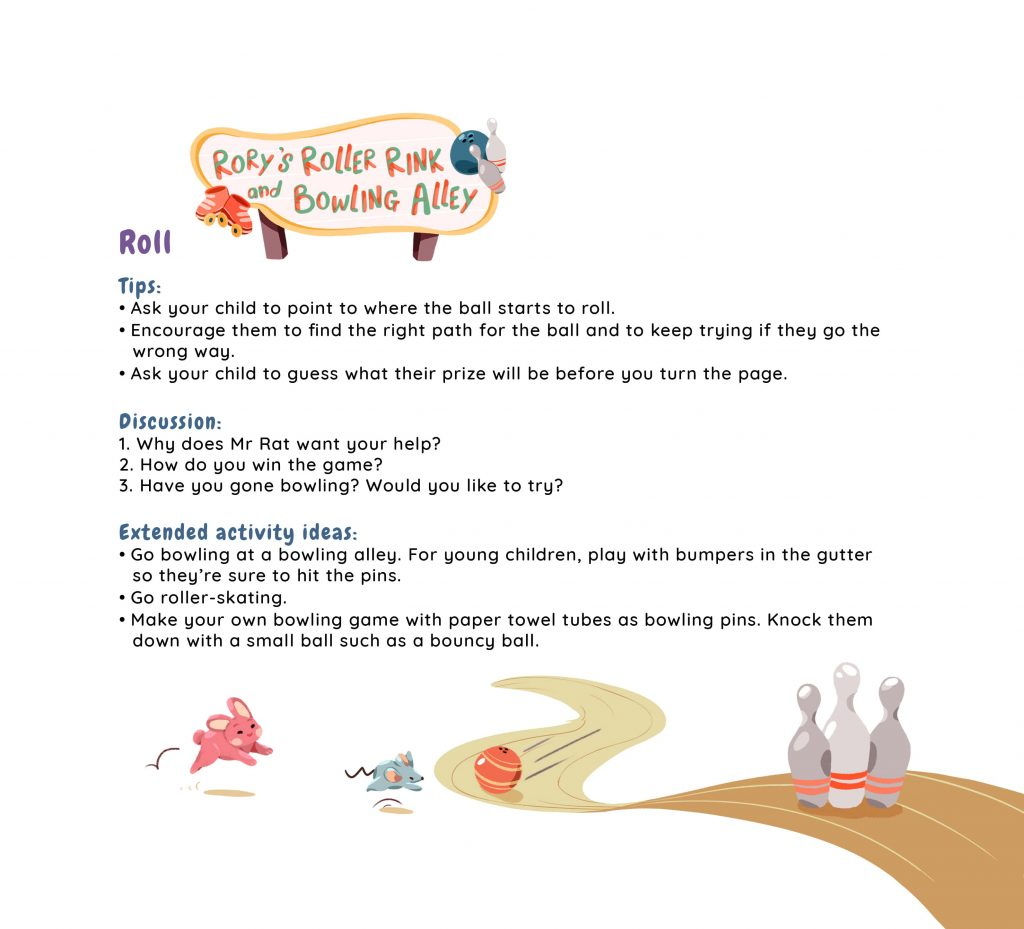 Parent Guide for Roll